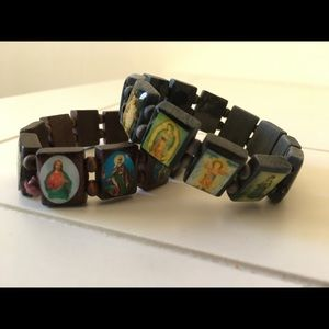 Jewelry - Wooden Beaded Bracelets